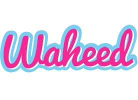 Waheed popstar logo