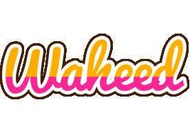 Waheed smoothie logo