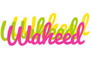 Waheed sweets logo