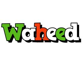 Waheed venezia logo
