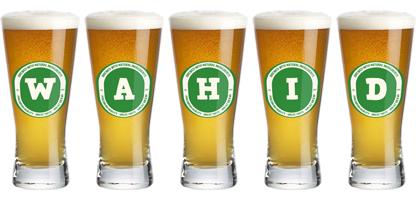 Wahid lager logo