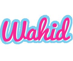 Wahid popstar logo