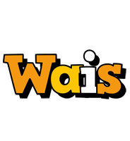 Wais cartoon logo