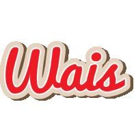 Wais chocolate logo