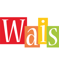 Wais colors logo
