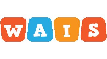 Wais comics logo