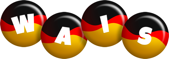 Wais german logo