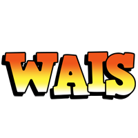 Wais sunset logo