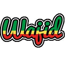 Wajid african logo