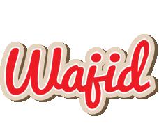 Wajid chocolate logo