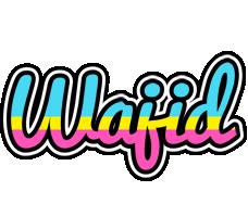 Wajid circus logo