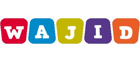 Wajid daycare logo
