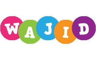 Wajid friends logo