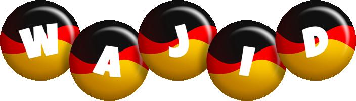 Wajid german logo
