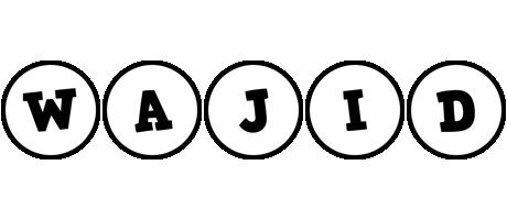 Wajid handy logo