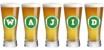 Wajid lager logo