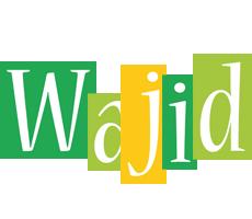 Wajid lemonade logo