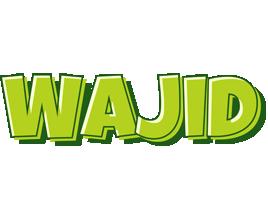 Wajid summer logo