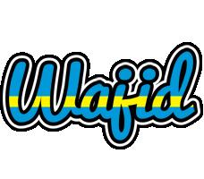 Wajid sweden logo