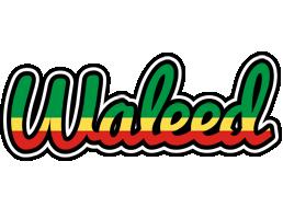 Waleed african logo