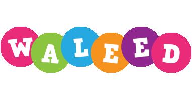 Waleed friends logo