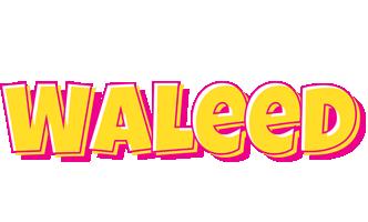 Waleed kaboom logo