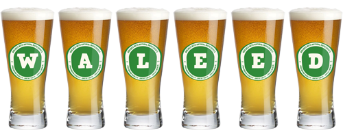 Waleed lager logo