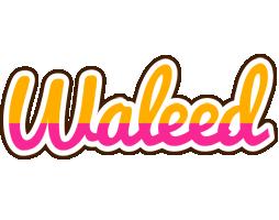 Waleed smoothie logo