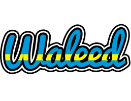 Waleed sweden logo
