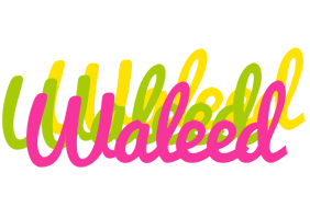 Waleed sweets logo