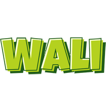 Wali summer logo