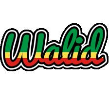 Walid african logo