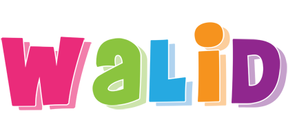 Walid friday logo