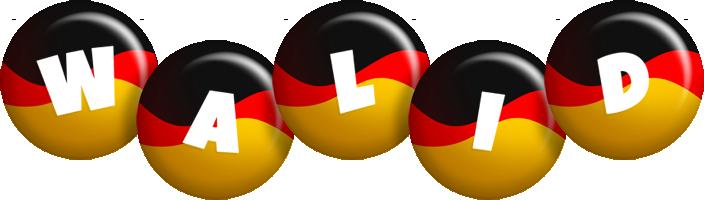 Walid german logo