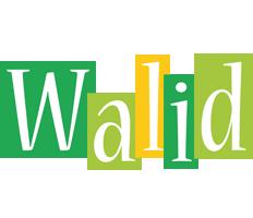 Walid lemonade logo