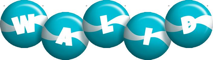 Walid messi logo