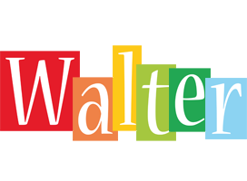 Walter colors logo