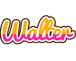 Walter smoothie logo