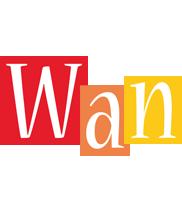 Wan colors logo