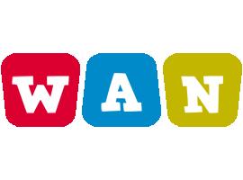Wan kiddo logo
