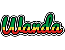 Wanda african logo