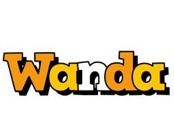 Wanda cartoon logo