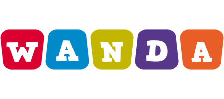 Wanda daycare logo
