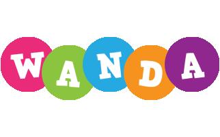 Wanda friends logo