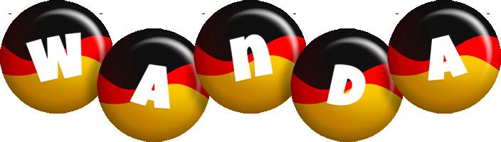 Wanda german logo