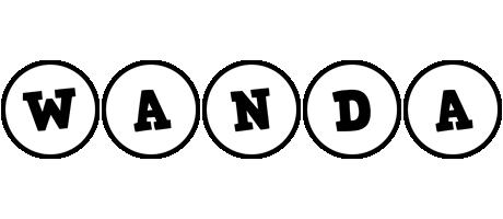 Wanda handy logo