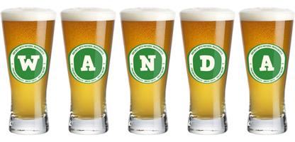 Wanda lager logo