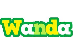 Wanda soccer logo