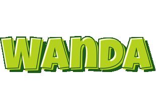 Wanda summer logo