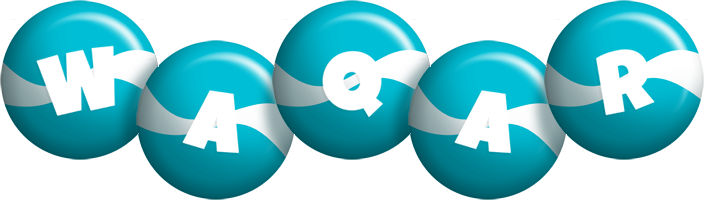 Waqar messi logo